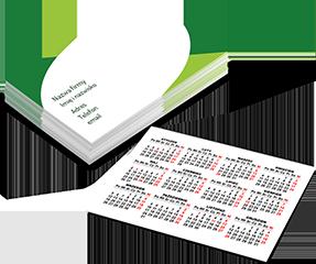 Kalendarz listkowy